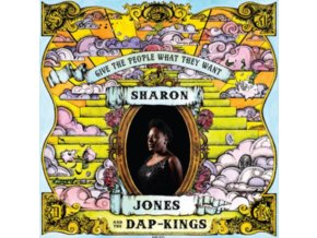 SHARON JONES & THE DAP-KINGS - Give The People What They Want (LP)