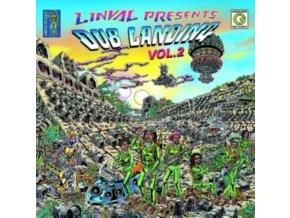 LINVAL THOMPSON - Linval Presents Dub Landing Vol. 2 (LP)