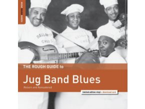VARIOUS ARTISTS - The Rough Guide To Jug Band Blues (LP)