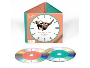 KYLIE MINOGUE - Step Back In Time: The Definitive Collection (LP)