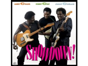 ALBERT COLLINS / ROBERT CRAY & JOHNNY COPELAND - Showdown! (LP)