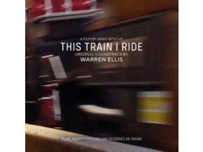WARREN ELLIS - This Train I Ride - Original Soundtrack (CD)