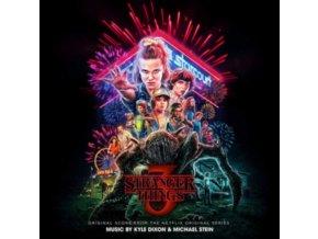 ORIGINAL TV SOUNDTRACK / KYLE DIXON & MICHAEL STEIN - Stranger Things 3 (Original Score From The Netflix Original Series) (CD)