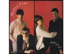 MAKIN TIME - Rhythm And Soul (Coloured Vinyl) (LP)
