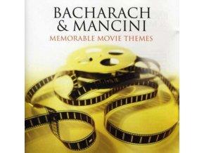 BACHARACH  MANCINI - Memorable Movie Themes (CD)