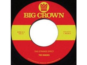 "SHACKS - This Strange Effect / Hands In Your Pocket (7"" Vinyl)"
