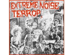 EXTREME NOISE TERROR - Holocaust In Your Head (White Vinyl) (LP)