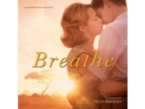 ORIGINAL SOUNDTRACK / NITIN SAWHNEY - Breathe (CD)