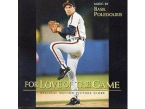 ORIGINAL SOUNDTRACK / BASIL POLEDOURIS - For Love Of The Game (CD)