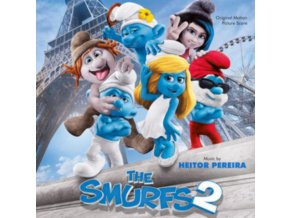 ORIGINAL SOUNDTRACK / HEITOR PEREIRA - The Smurfs 2 (CD)