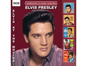 ELVIS PRESLEY - Elvis At The Movies - Timeless Classic Albums (CD Box Set)