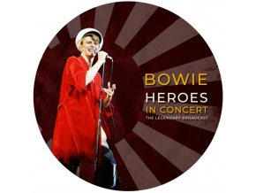 DAVID BOWIE - Heroes In Concert (Picture Disc) (LP)