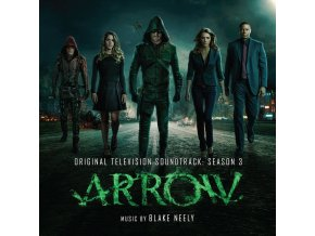 arrow season 3 soundtrack blake neely
