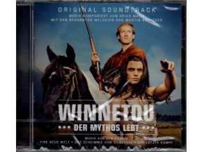 winnetou der mythos lebt soundtrack cd heiko maile