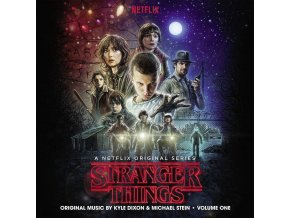 stranger things soundtrack kyle dixon michael stein volume one