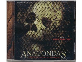 Anakonda: Honba za krvavou orchidejí (soundtrack) Anacondas: The Hunt for the Blood Orchid