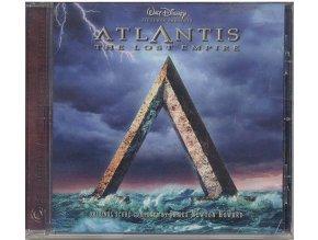 Atlantida: Tajemná říše (soundtrack) Atlantis: The Lost Empire