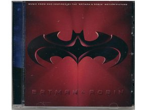 Batman and Robin soundtrack