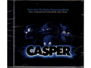casper soundtrack cd james horner