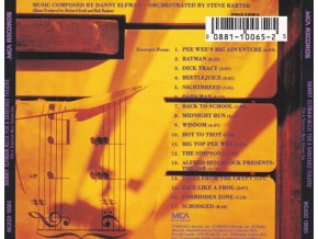 Danny Elfman: Music for a Darkened Theatre vol. 1