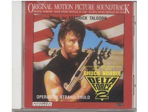 Delta Force 2: Kolumbijská spojka (soundtrack) Delta Force 2: Operation Stranglehold