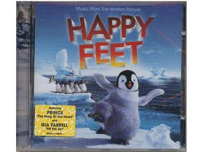 Happy Feet (soundtrack - CD)