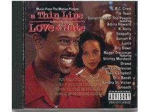 Honička na playboye (soundtrack) A Thin Line Between Love and Hate