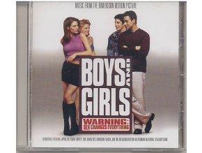 Kluci a holky (soundtrack - CD) Boys and Girls
