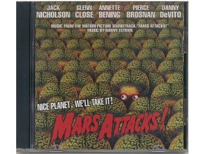 Mars útočí! (soundtrack) Mars Attacks!
