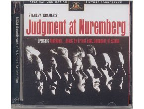 Norimberský proces (soundtrack) Judgment at Nuremberg