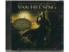 Van Helsing: Londýnská mise (soundtrack) Van Helsing: The London Assignment