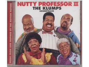 Zamilovaný profesor 2: Klumpovi (soundtrack) Nutty Professor 2: The Klumps