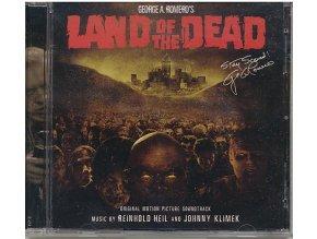 Země mrtvých (soundtrack) Land of the Dead