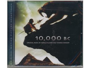 10 000 př.n.l. (soundtrack - CD) 10 000 B.C.