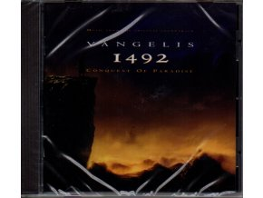 1492 conquest of paradise soundtrack cd vangelis