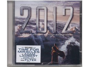 2012 (soundtrack - CD)