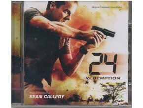 24 hodin: Vykoupení (soundtrack - CD) 24: Redemption