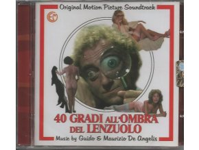 40 Gradi All Ombra Del Lenzuolo - Sex with a Smile (soundtrack - CD)