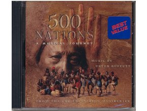 500 Nations (soundtrack - CD)