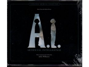 A.I. Umělá inteligence (score - CD) Artificial Intelligence: AI
