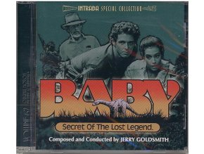 Africká legenda (soundtrack) Baby: Secret of the Lost Legend