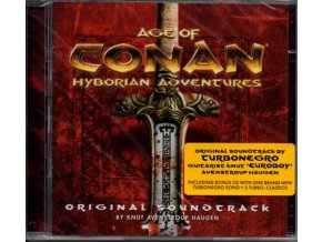 Age of Conan: Hyborian Adventures (soundtrack - CD)