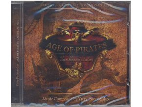 Age of Pirates: Caribbean Tales (soundtrack - CD)
