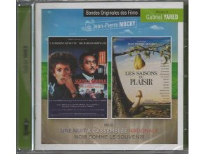 Agent Trouble / Les Saisons du Plaisir (soundtrack - CD)