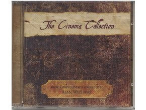 Alan Williams: The Cinema Collection (CD)