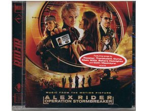 Alex Rider: Operation Stormbreaker (soundtrack - CD)