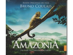 Amazonie (soundtrack - CD) Amazonia