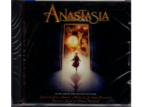 Anastázie (soundtrack - CD) Anastasia