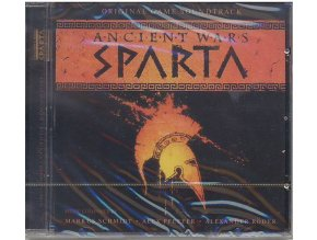 Ancient Wars: Sparta (soundtrack - CD)