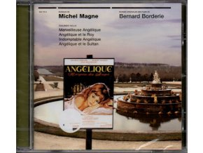 angelique soundtrack cd michel magne